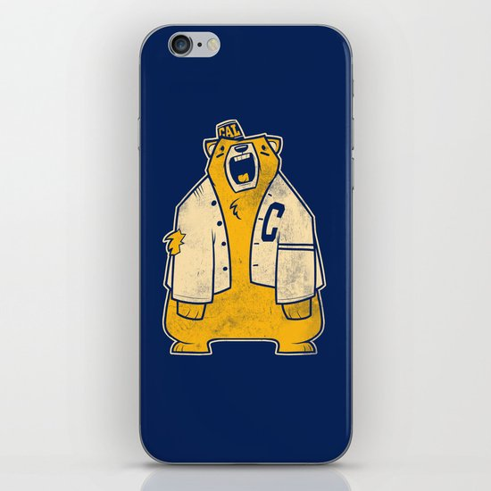 Berkeley iPhone & iPod Skin