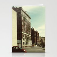 LOVE BUG + DEALEY PLAZA Stationery Cards