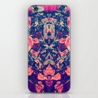 Algernon iPhone & iPod Skin