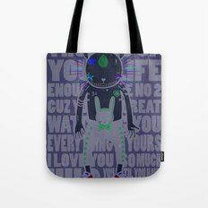 THUMBS UP YOUR LIFE Tote Bag