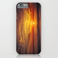 iPhone & iPod Case featuring sunset by Nikole Lynn Photography