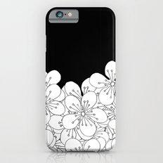 Cherry Blossom Boarder Slim Case iPhone 6s