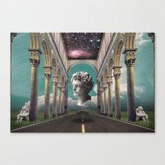 Artifice Canvas Print