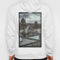 Pyramid of the Louvre Hoody
