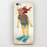 Pescado iPhone & iPod Skin