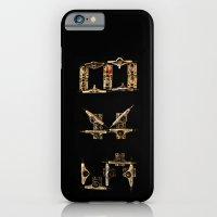 Sk8 Typography iPhone 6 Slim Case