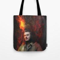 Bard the Dragon Slayer Tote Bag