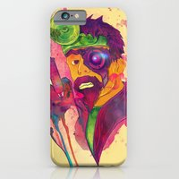 iPhone & iPod Case featuring Dr. FraCryStein by choppre