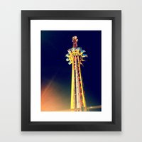CarnivalTime Framed Art Print