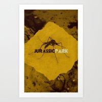 JP1 Art Print