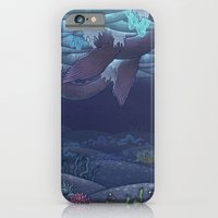 iPhone & iPod Case featuring Nessy by Miguel Co
