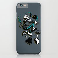 iPhone Cases featuring The Impossible by MEKAZOO