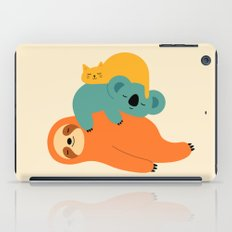 Being Lazy iPad Case