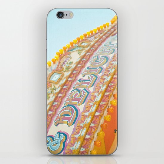 Fun and Delight iPhone & iPod Skin