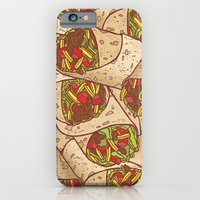 Burritos iPhone 6 Slim Case