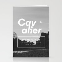 The Cavalier Stationery Cards