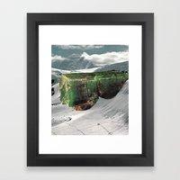 From Here On In Framed Art Print