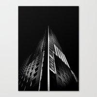 Trump Tower Toronto Cana… Canvas Print