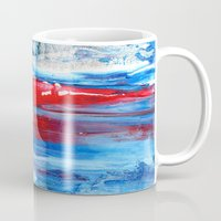 Hunting the Red Whale Mug
