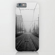 Foggy tramtracks iPhone 6 Slim Case