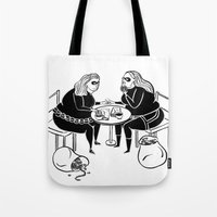 Thick as Thieves 2 Tote Bag