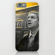 The Reichenbach Fall iPhone 6s Slim Case