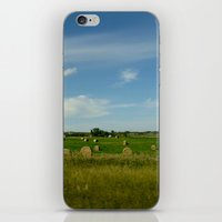 Summertime In WaterValle… iPhone & iPod Skin