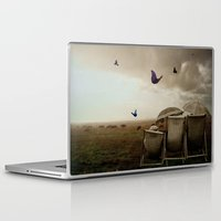 Laptop & iPad Skin featuring Mayhem by Courtney Husselmann