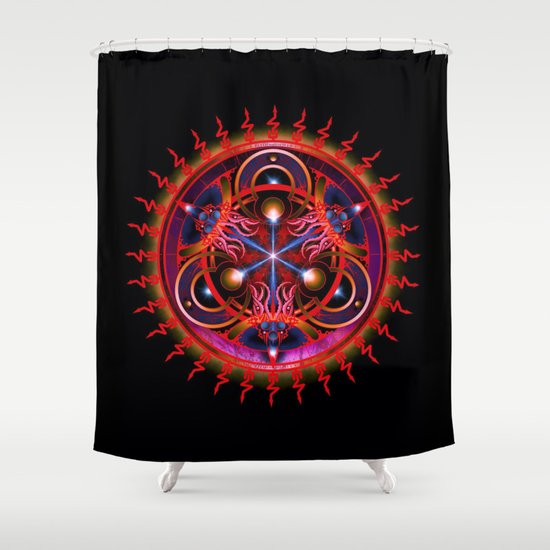 Gateway 32 Shower Curtain
