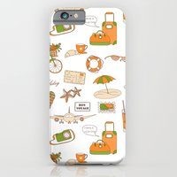 Summer Travel iPhone 6 Slim Case