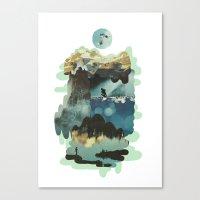 Leisure Plex Canvas Print