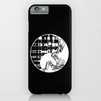 iPhone & iPod Case featuring yin and yang by Rishi Parikh