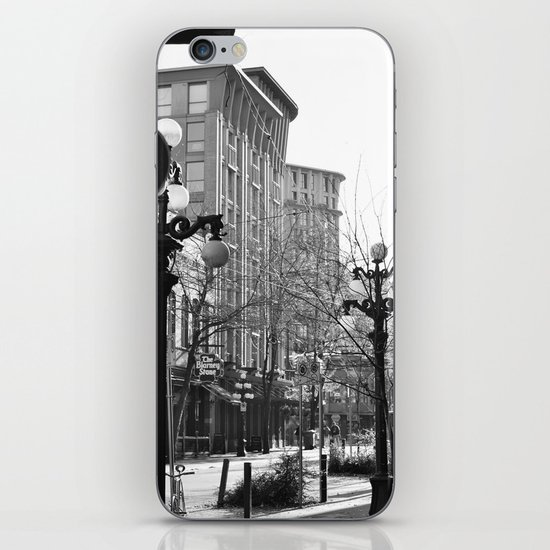 historic gastown  iPhone & iPod Skin