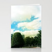 Trees And Chaos Stationery Cards