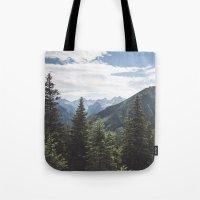 Tatra Mountains Tote Bag