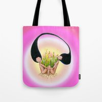 Garden of Hope Tote Bag