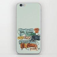 Love & Affection iPhone & iPod Skin