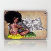 African Princess Laptop & iPad Skin