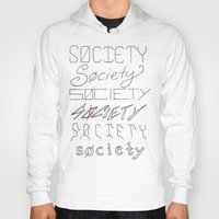 Six Societies Hoody