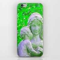 She Will Listen iPhone & iPod Skin