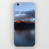 ...at The End Of The Day… iPhone & iPod Skin