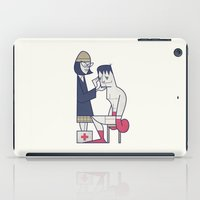 Heart Of The Tiger iPad Case