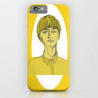 iPhone & iPod Case featuring Cleo by Ashley James