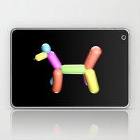 Dog Balloon Laptop & iPad Skin