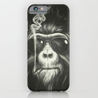 black iPhone & iPod Cases featuring Smoke 'Em If You Got 'Em by Dr. Lukas Brezak