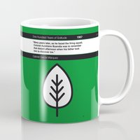 No004 MY One Hundred Years of Solitude Book Icon poster Mug