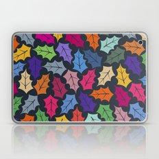 Colorful leaves III Laptop & iPad Skin