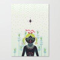 Betiya Canvas Print