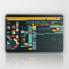 Control Interface Laptop & iPad Skin