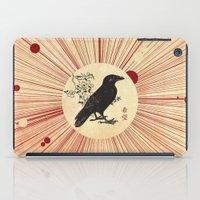 Crying Japan iPad Case